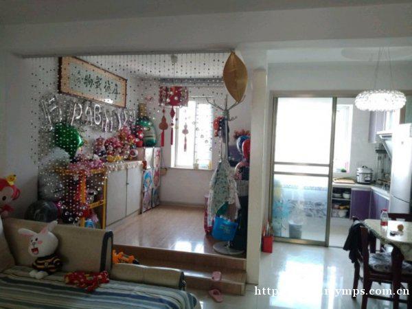富霖居,3居室,中装,85平,57.8万